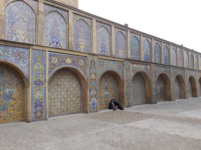 Teheran Golestan palata