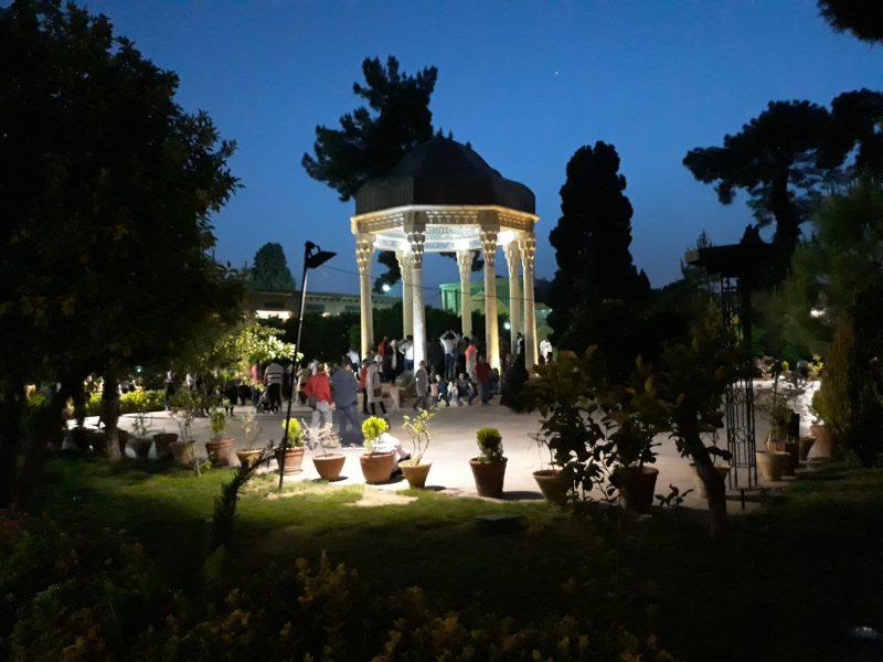 Širaz Hafizov grob