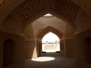 Jazd Iran tornjevi tišine
