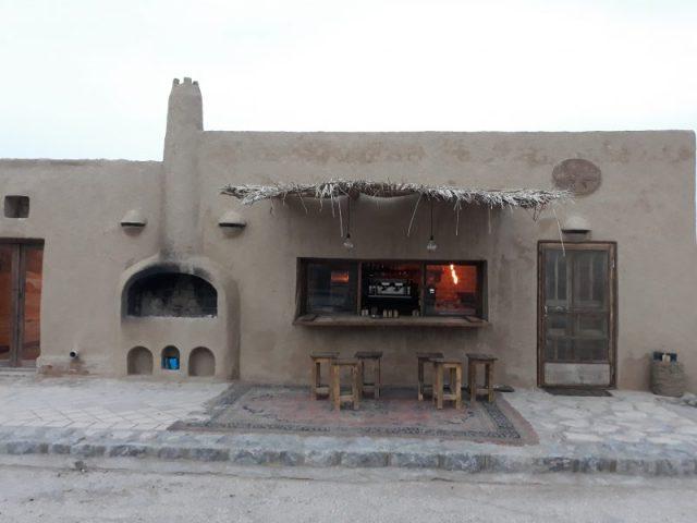 Bar, Mesr pustinja, Iran