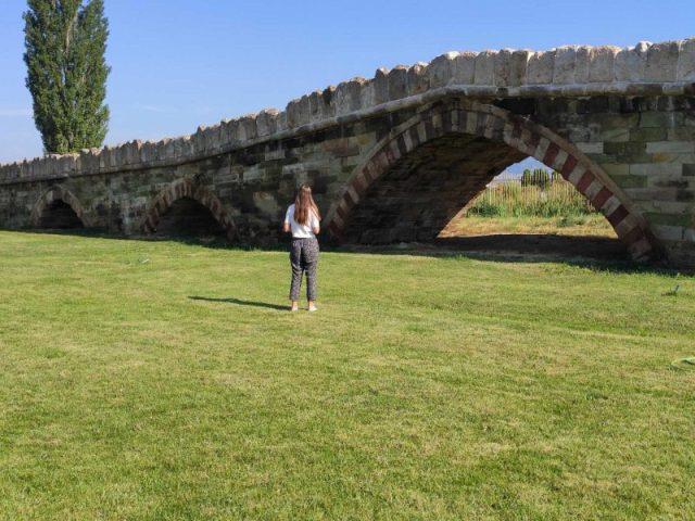 najstariji i najveći sačuvani kameni, lučni most u Srbiji