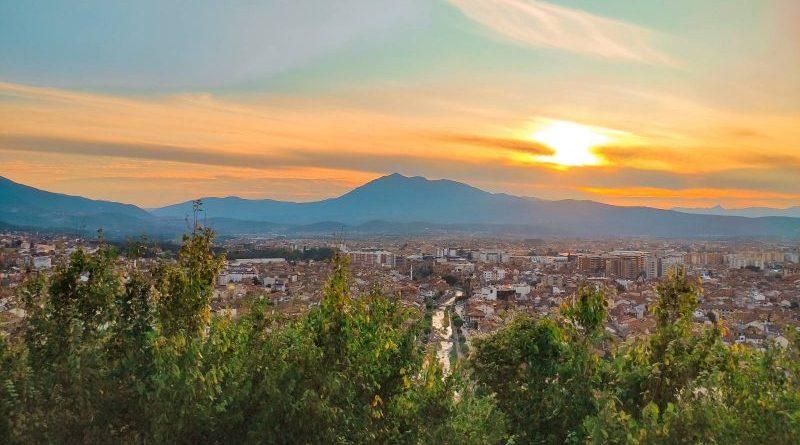 Put na Kosovo - Prizren