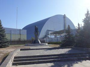 Černobil sarkofag