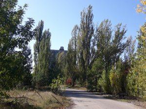 Pripjat Lenjinova avenija