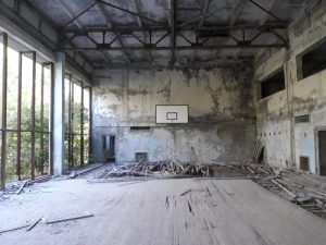 Pripjat sportski centar