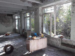 Pripjat porodilište