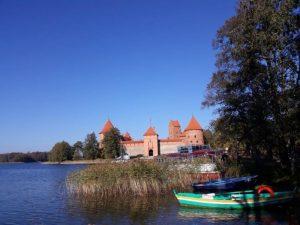 Litvanija Trakai