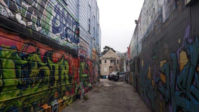 San Francisko - Haight Ashbury
