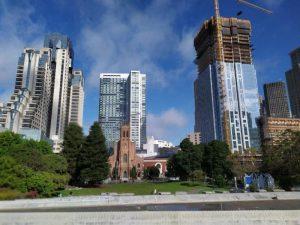 Amerika - San Francisko