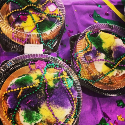 Best Things To Do In New Orleans king cake new orleans mardi gras