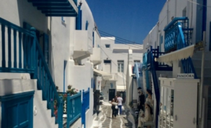 WHAT TO DO IN MYKONOS, GREECE