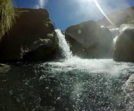 puritama hot springs atacama desert