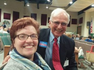Easttown's MaryAnne Piccioni Elected Treasurer of Chester County Democratic Committee