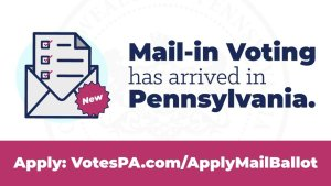 8 Reasons Why Easttown Voters Are Signing Up in Record Numbers to Vote By Mail