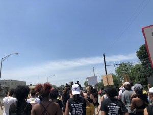 Mainline Black Lives Matter March in Devon & Berwyn