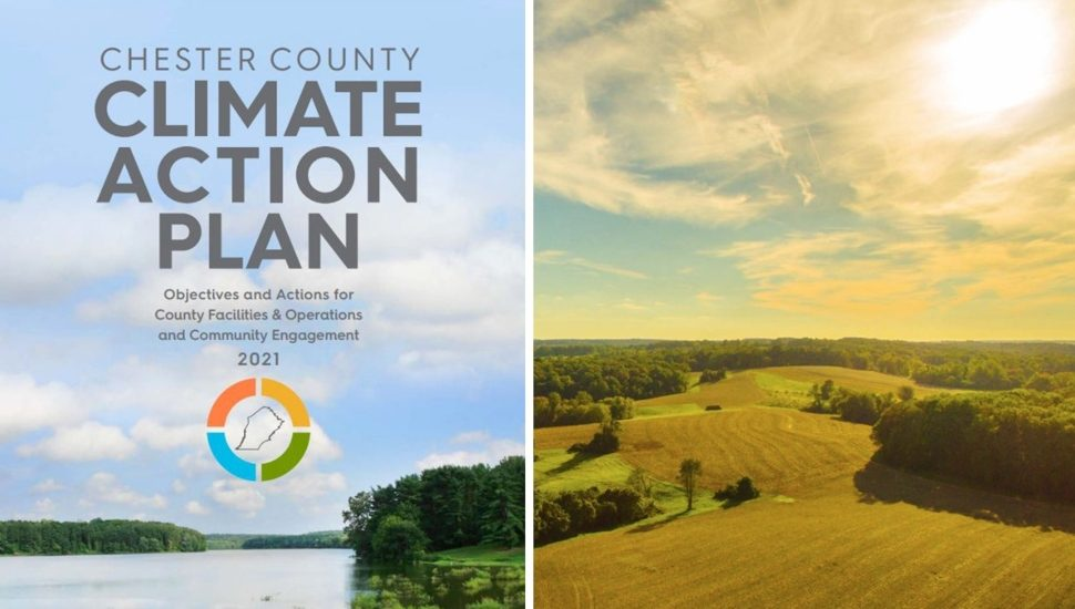 Chester County Commissioners Adopt New Climate Action Plan