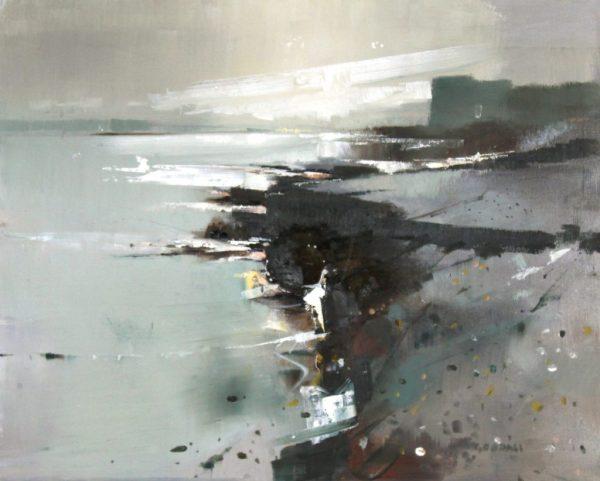 Island Northumberland - Eas Art Dundee