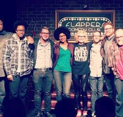 LA comics remember their Michigan hometowns in benefit for Flint