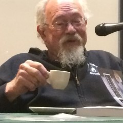 """Review: Poet/pot activist John Sinclair comes briefly home, still paying dues in """"Trumpville'"""