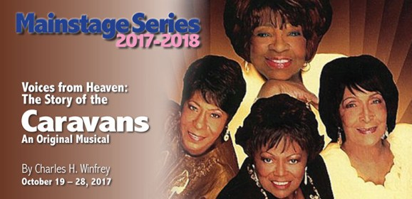 """Review: """"Voices from Heaven"""" brings a joyful noise to The New McCree Theatre"""