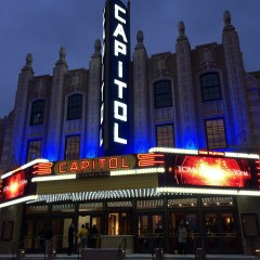 "Re-opened Capitol Theater draws rave reviews, praise for city's ""momentum"""