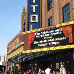 """Review:  Flint welcomes """"The Moth"""" in celebratory night downtown"""