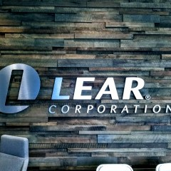 Lear Flint Seating Plant opens on the historic Buick grounds of Flint's north side
