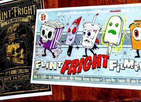 Flint Fright Film Fest 2018 draws 260 entries, stages entertaining show for horror fans
