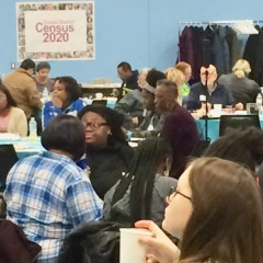 "Residents convene, share and reflect at ""Connect the Blocks"" Flint Neighborhood Summit"