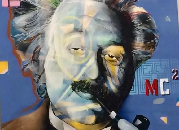 "Charles Boike bringing street art vitality to Flint,  waking up ""permissible walls"""