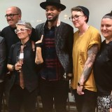 """Forget what you thought about Flint before,"" mural artists declare at festival panel"