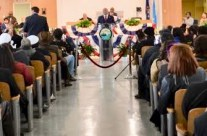 """""""Unity is strength, division is weakness,""""  Flint's new mayor asserts at swearing-in"""