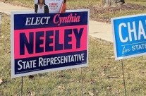 Cynthia Neeley wins nomination over nine Dems in 34th District primary; turnout 6.7 percent