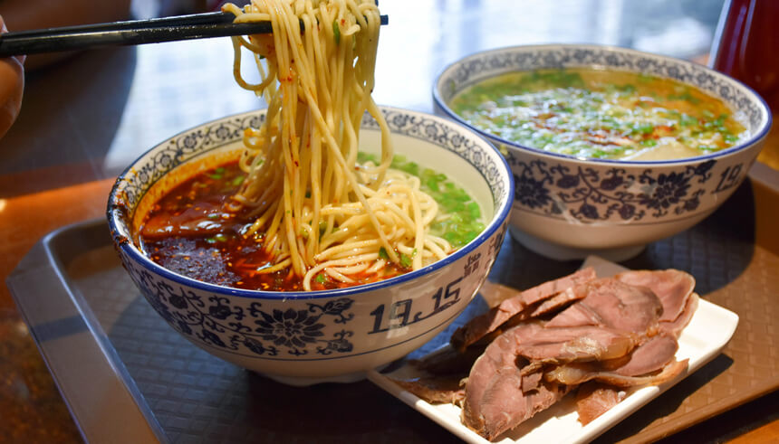 Clarissa Wei shares the recipe of Lanzhou beef noodle soup