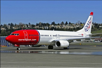 Low Cost Norwegian Air wants more business class passengers