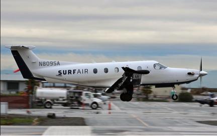 Surf Air believes intrastate business travelers don't need corporate jets