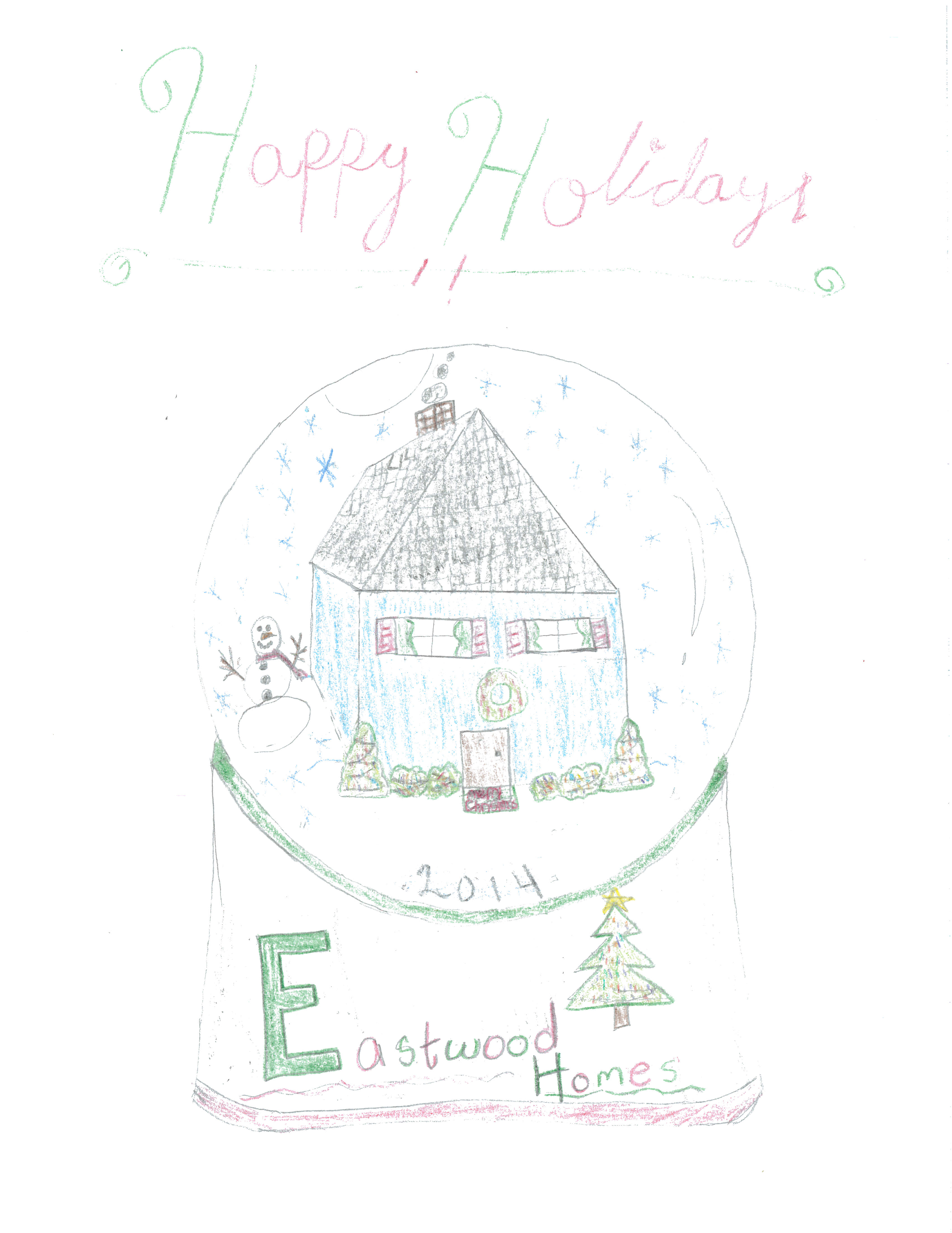 Announcing the finalists in our 5th Annual Holiday Card