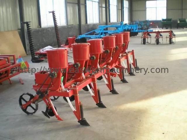 Fertilizer Attachments Corn Liquid Planter