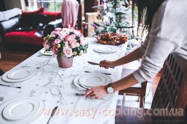 Сервірування столу
