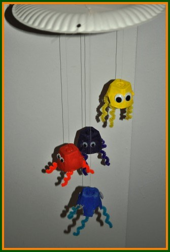 Octopus Crafts for Kids  Bring the Sea to the Crafting Table