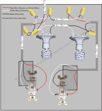 wiring multiple lights to one switch diagram freightliner diagrams for m2 a 3 way switch?
