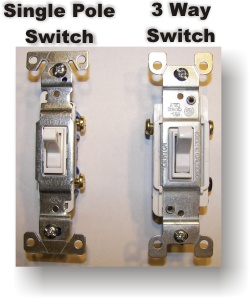 Wiring A 3 Way Switch?