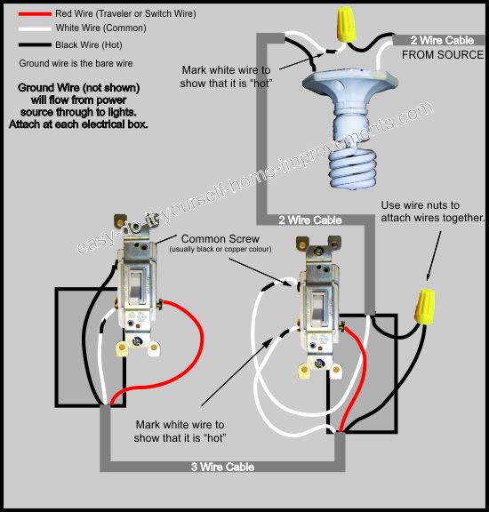 dimmer 3way switch wiring diagram