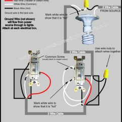 2 Way Switch Diagram Wiring 69 Ford Mustang 3