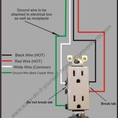Wiring Diagram Household Plug Wolo Horn Ac Power Split Diagramac 13