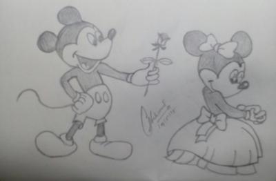 Disney Characters Gallery