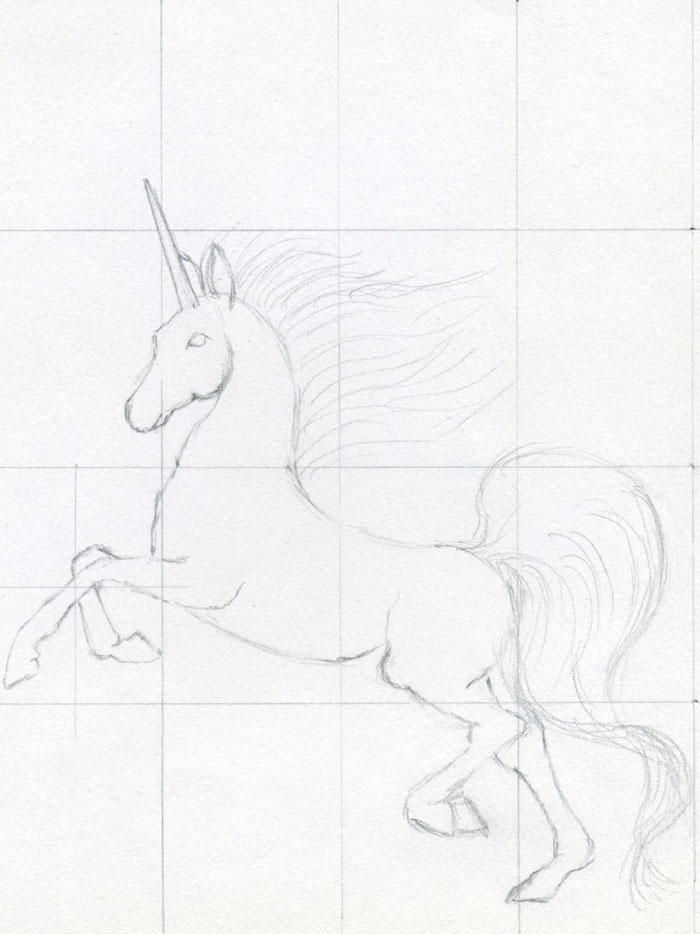Want To Draw A Unicorn?