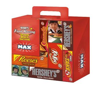 Hersheys Fundraising Candy Bar Variety Pack