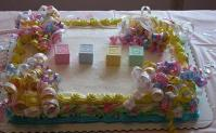 Baby Shower Cake Designs