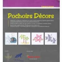 Pochoir Décor scrapbooking